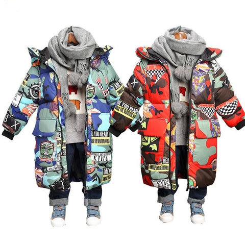 Toddler Coats Long Coat Very Casual Winter Jacket | Mens Cotton Jacket | Cool Jackets