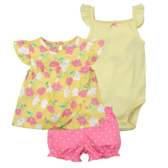 New Summer Outfit Cute Frocks for little Girls