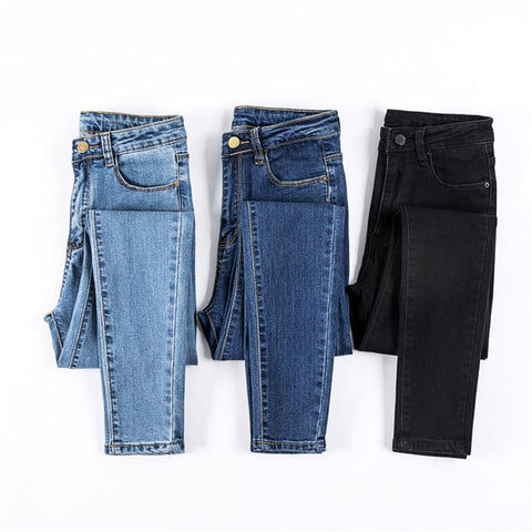 Reddit Raw Denim Donna Stretch Bottoms Jeans