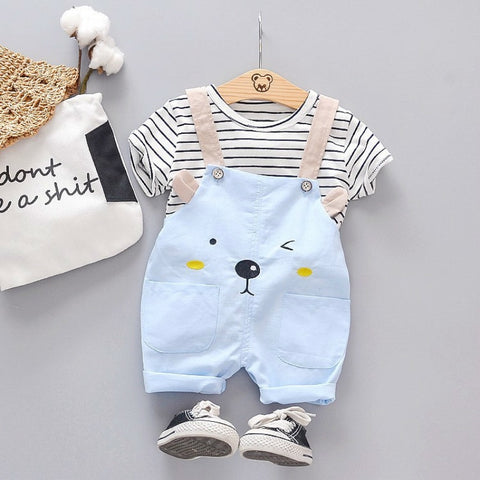 Summer Fashion Baby Girls Sportswear Dress