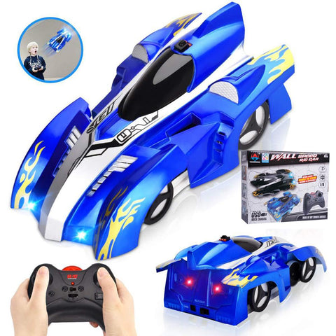 Children RC Wall Climbing Mini Car