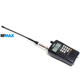 RHWA-450-SBM: Scanner Antenna for Portable Hand-Held Police Fire EMS & NASCAR.  Hi-Performance, Long Range For UHF & VHF with BNC