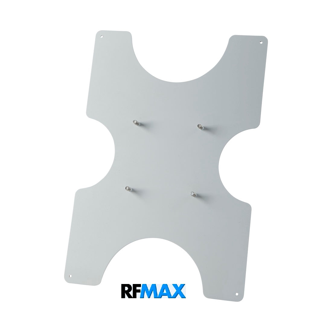 RFMAX-71632 SlimLine RFID Antenna Mounting Plate for Zebra AN620 & Times-7 A6032