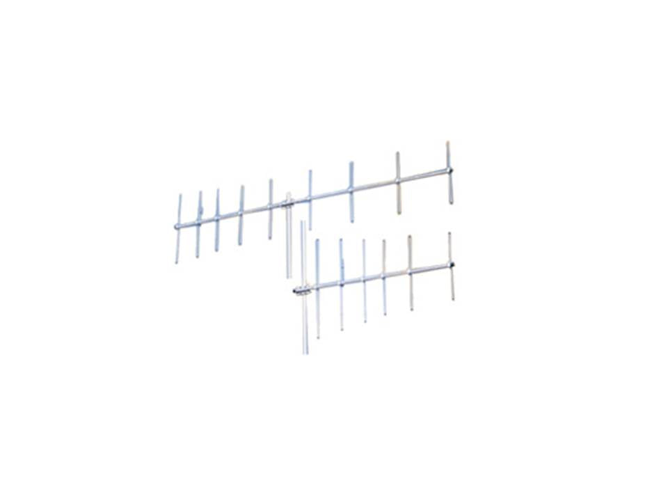 PLC1666: 166-174 MHz Yagi Antenna for MOTUS Systems & ATS or Cell Track Radios, 6 element, 9 dBi  with SO-239 Connector.