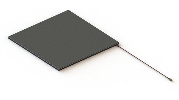 A1130-72022: Near Field Antenna, Black, (ETSI Version), 865-868 MHz