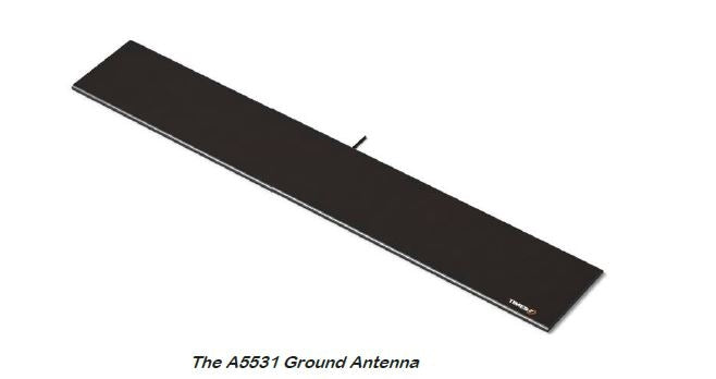 A5531-71100: Times-7 IP53 Linear RFID Ground Antenna For Industrial & Race Applications 902-928 MHz (FCC)