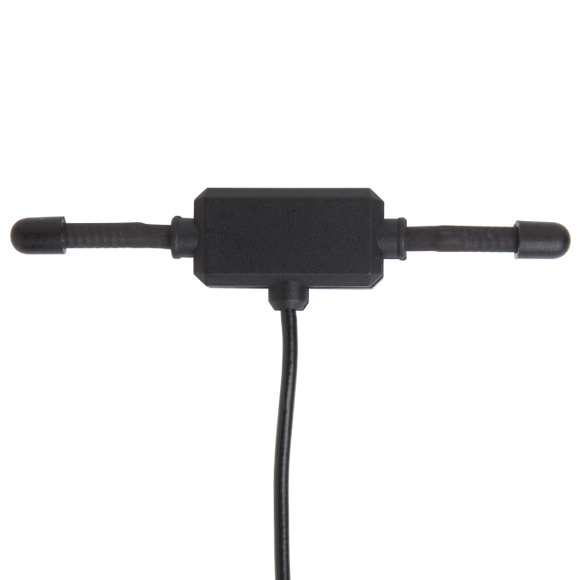 ANT-916-MHW-RPS-L: 916MHz MHW Series Stick-On 1/2 Wave Dipole Antenna, 4.5m Cable, RP-SMA Connector