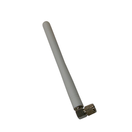 ET830DWLTSMARA : Airgain Single band(LTE:-0.7-2.7 GHz) External Dipole Antenna in White with SMA connector Right Angle