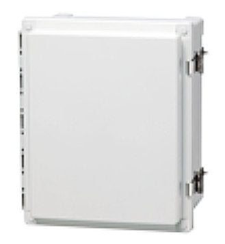 NEMA 4X Polycarbonate Enclosure for RFID Readers, Cellular / M2M Modems