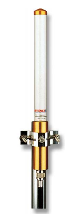 FG8960: Rugged Outdoor Rated from 896 - 940 MHz Fiberglass Omnidirectional Antenna With Fixed N-Female Connector