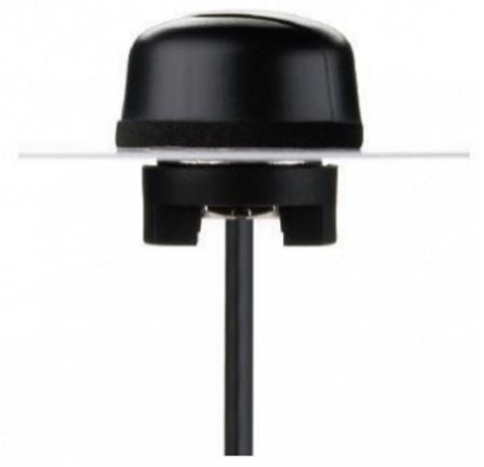 170651-000: Cradlepoint GPS-GLONASS Screw-Mount Antenna with 3M Cable