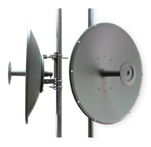HDDA3W29DP: HD SERIES - 29 DBI 3.3-3.8GHZ DUAL POLARITY WIDEBAND DISH ANTENNA