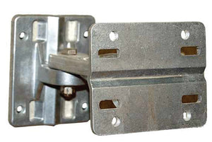 HDMNT Heavy Duty Aluminum Mounting Bracket - Wall or Mast Mount