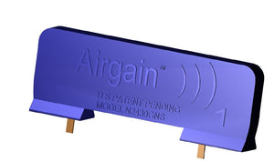 N2430GNS : Airgain Single-band (2.4-2.49 GHz) Antenna, throughhole mount