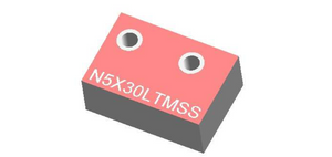 N5X30LTMSS-PT : Airgain Single-band(4.9-5.9 GHz) PCB Chip antenna with SMT/ Surface mounting mounting on a main PCB and uses micro stripline RF interface