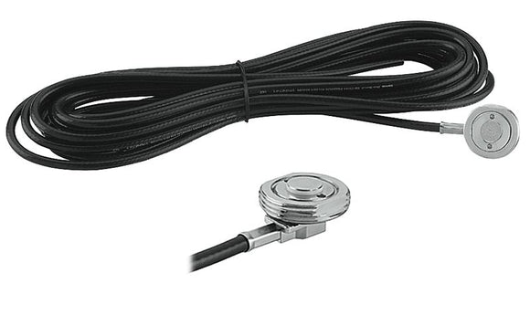 NMOK: NMO Mount - 17 foot CX (RG-58U) - with UHF-Male / PL259 connector