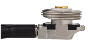 "NMOSC: High Frequency, High Performance Permanent 3/4"" NMO Mount, Cable and connector not included"