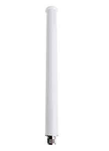 OC24519FNM: Dual-band, Omni Directional Antenna, 2.4-2.5 GHz, 5.25-5.925 GHz, with N Male connector