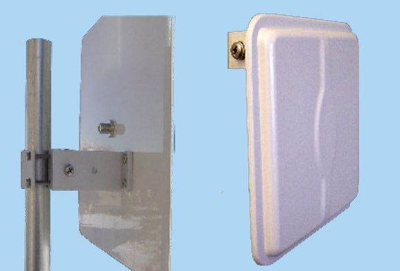 PA58-24: Laird Flat Panel Wide Band Antenna 5150 to 5825 MHz, 24dBi directional antenna
