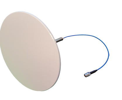 PSUTWCNF: Clarity Pearl In-Building Public Safety Antenna operating at 380-570 MHz and 698-960 MHz