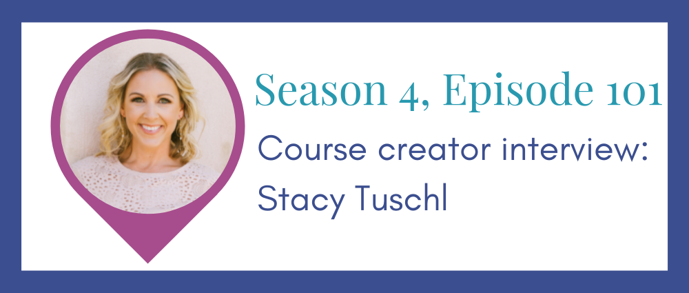 Course creator interview: Stacy Tuschl (Legal Road Map® Podcast S4E101)
