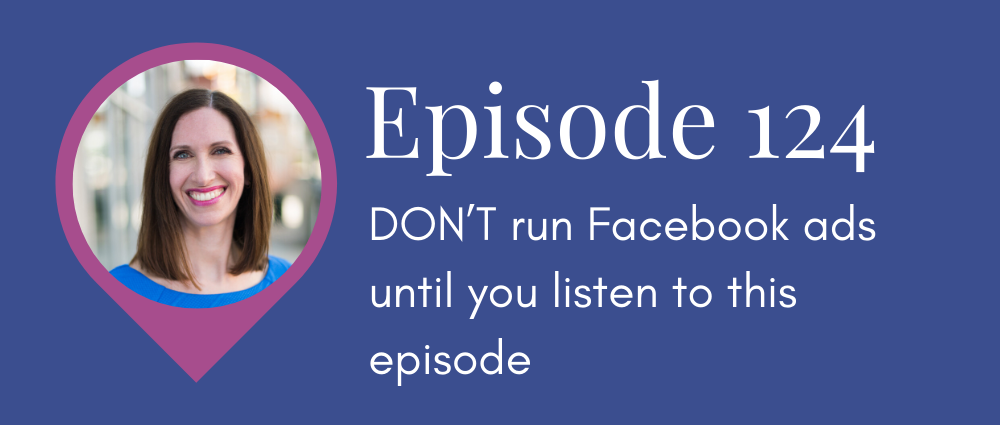 DON'T run Facebook ads until you listen to this episode (Legal Road Map® Podcast S5E124)