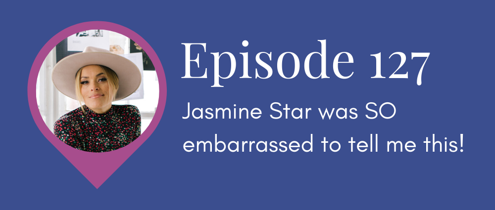 Jasmine Star was SO embarrassed to tell me this (Legal Road Map® Podcast S5E127)