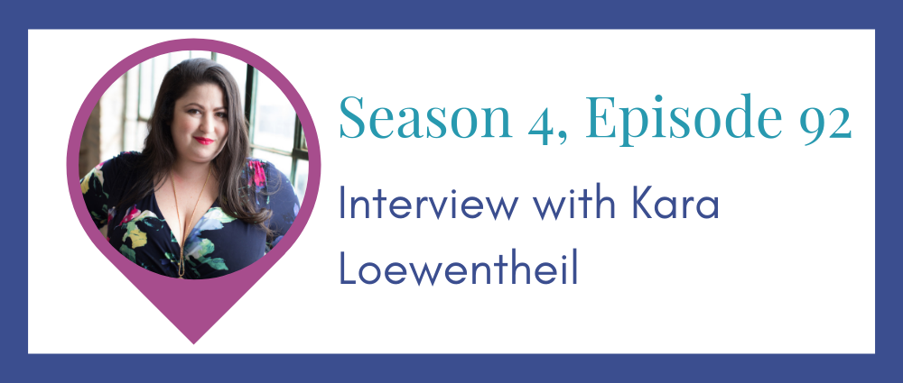 Course creator interview - Kara Loewentheil - *explicit* (S4E92)