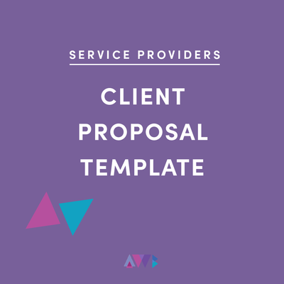 client proposal template