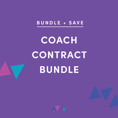 shortdes_All the contract basics you need to make sure you're running your coaching business legally.