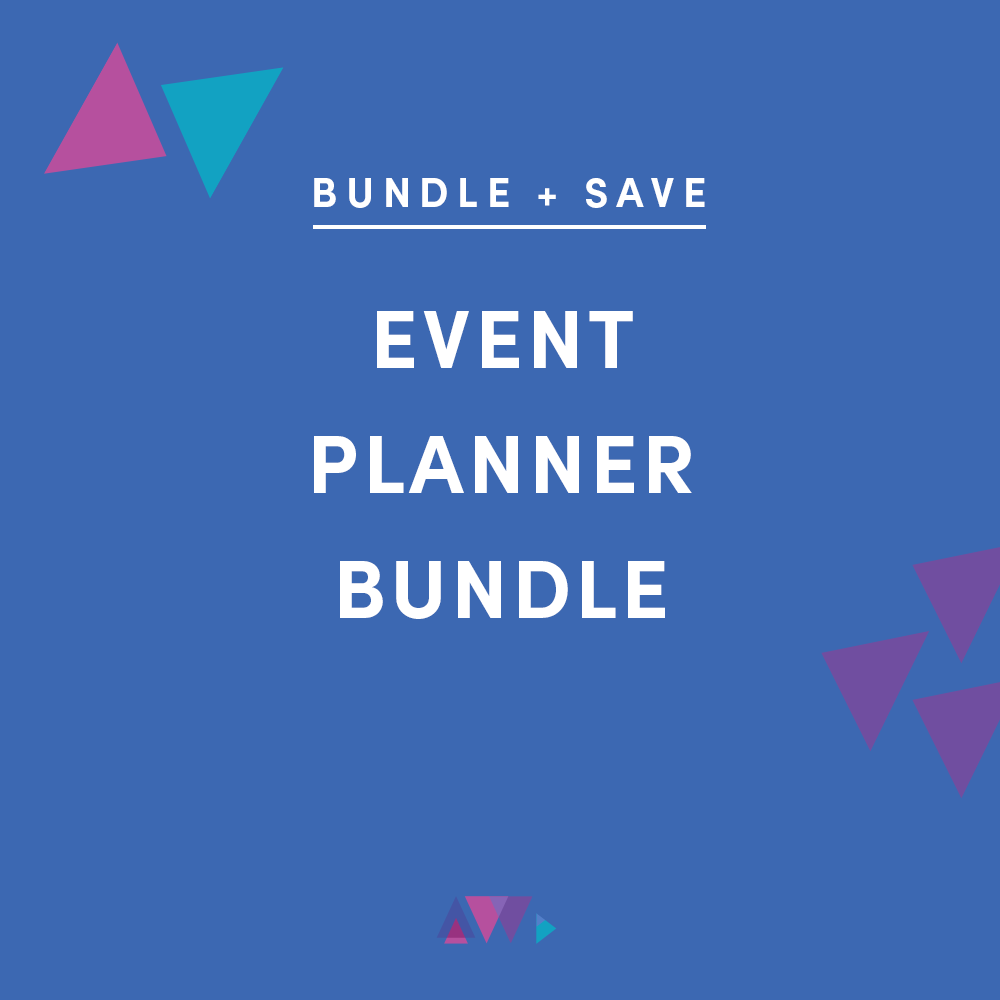 Event Planner Bundle