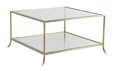 Ryan Coffee Table - Square