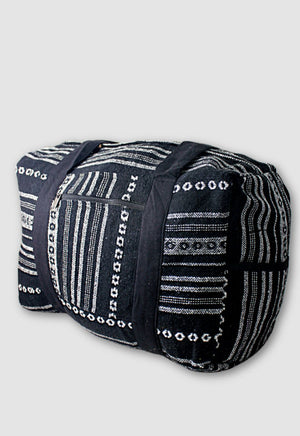 Load image into Gallery viewer, Cotton Weekender Duffle Bag