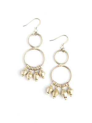 Comet Dangle Earrings