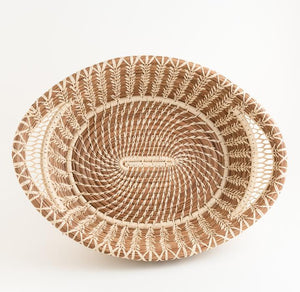 Large Haida Basket