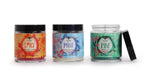 Holiday Glass Candles