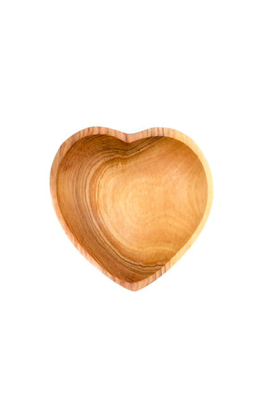 Load image into Gallery viewer, Wild Olivewood Heart Dish