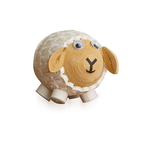 Load image into Gallery viewer, Quilled Lamb