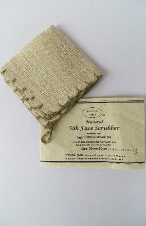 Silk Face Cloth