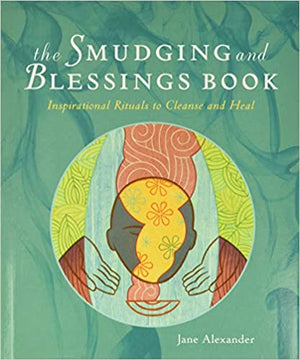 Smudge and Blessing Book