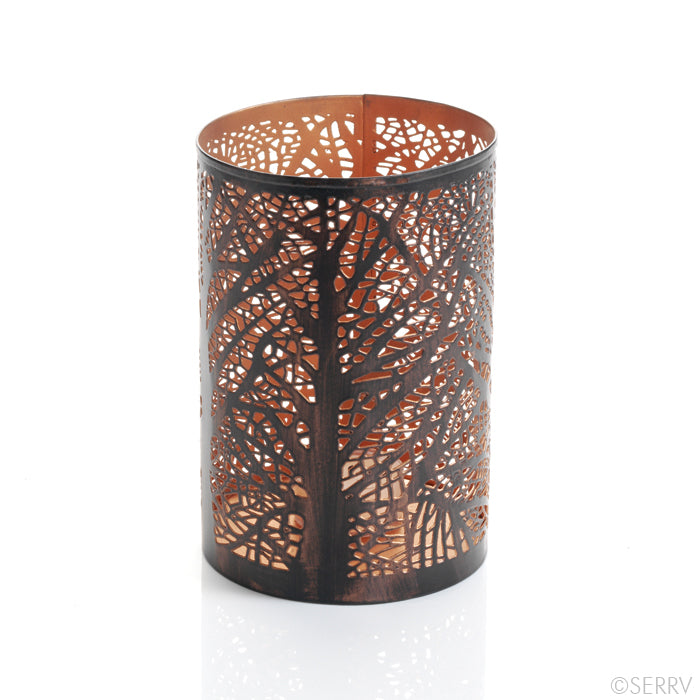 Medium River Birch Lantern