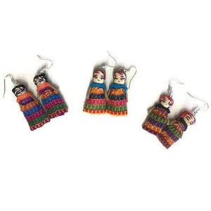 Worry Doll Earrings