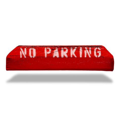 Couch Curbs Pillow Red