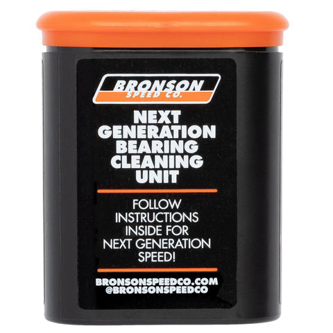 Bronson Next Generation Bearing Cleaning Unit