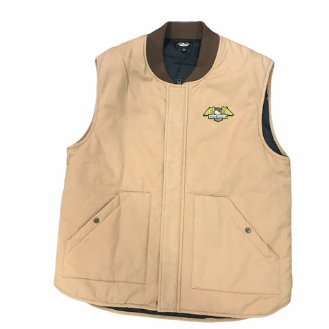 Loser Machine II Vest/Cut Caramel