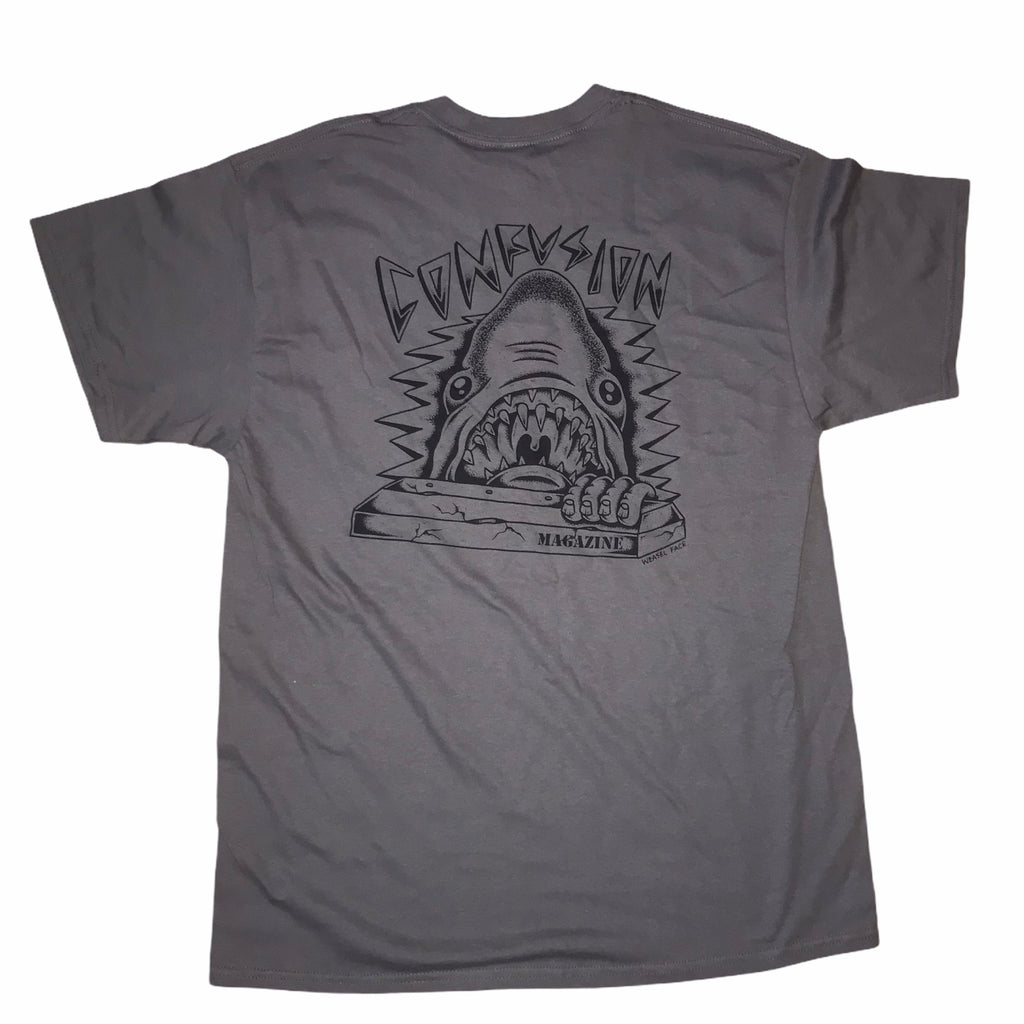 Confusion Curb Shark Dark Grey
