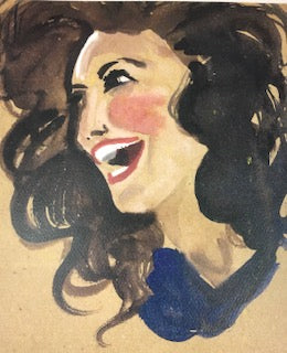 """Laughter"" by Anne Kupillas"