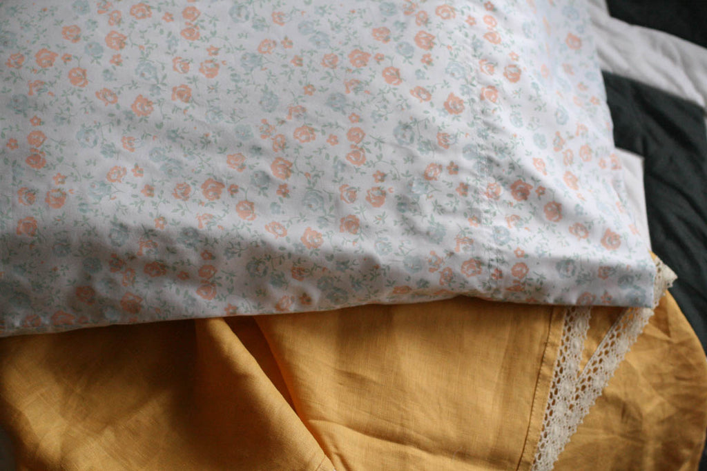 Oh Mabel Organic Cotton Handmade Pillowcases