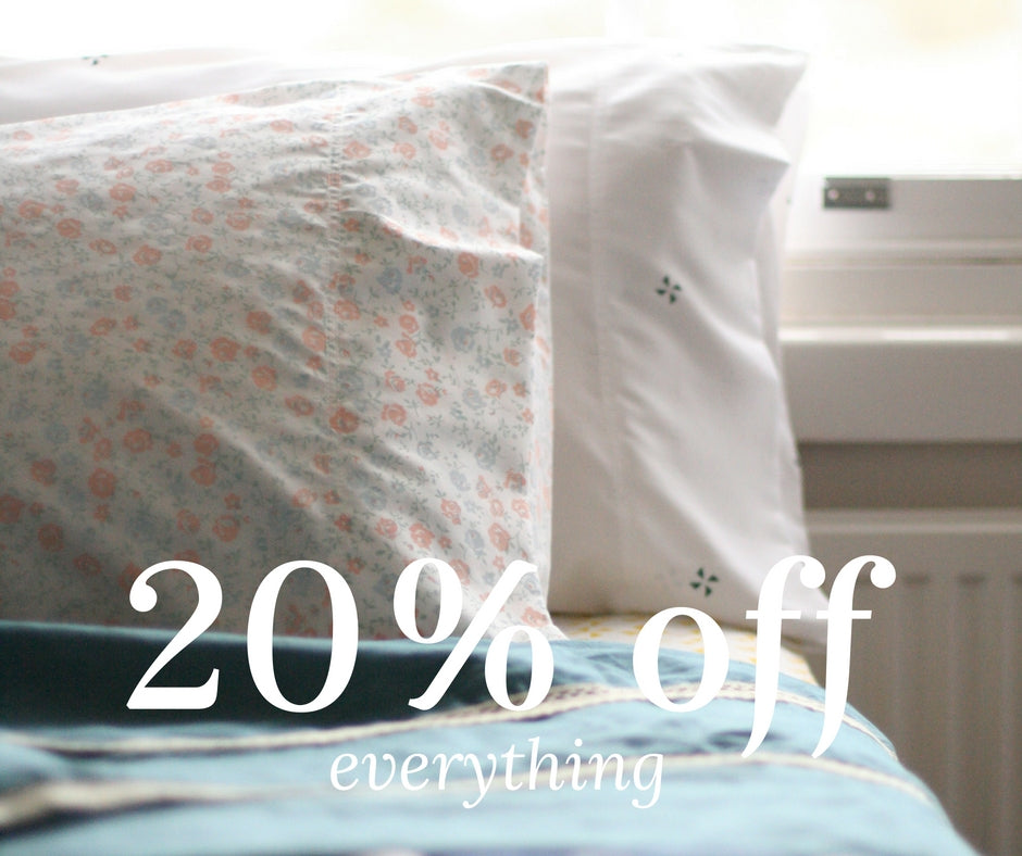 Oh Mabel Bed Linen Special Offer