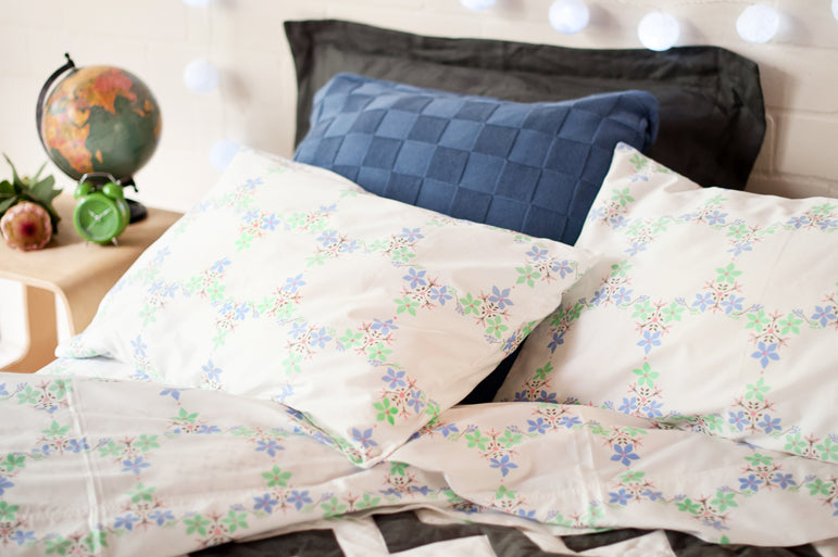 Oh Mabel Organic Cotton Bed Sheets